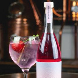 Bloody Bens pink gin