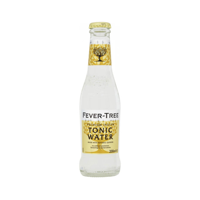 Fever tree premium tonic water