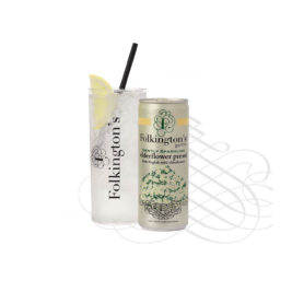 Folkingtons elderflower presse 12x250ml
