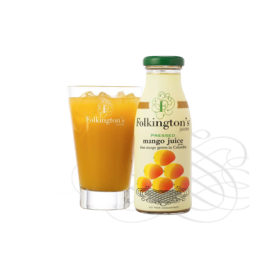 Folkingtons mango juice 12x250ml