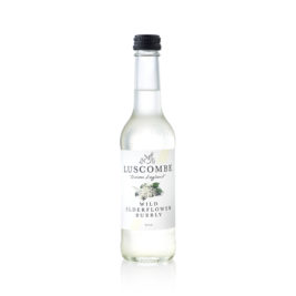 Luscombe farm elderflower bubbly 24x27cl