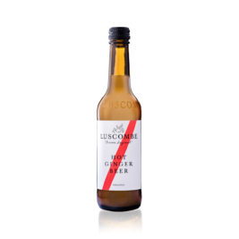 Luscombe farm hot ginger beer 24x27cl