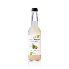 Luscombe farm lime crush 24x27cl