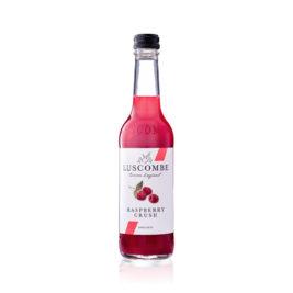 Luscombe farm raspberry crush 24x27cl