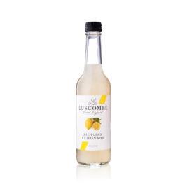 Luscombe farm sicilian lemonade 24x27cl