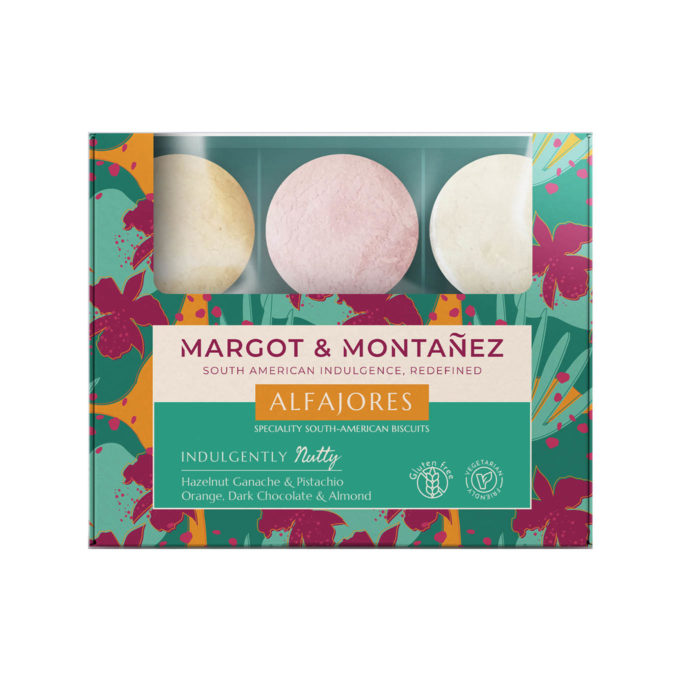 Margot and montanez alfajores indulgently nutty