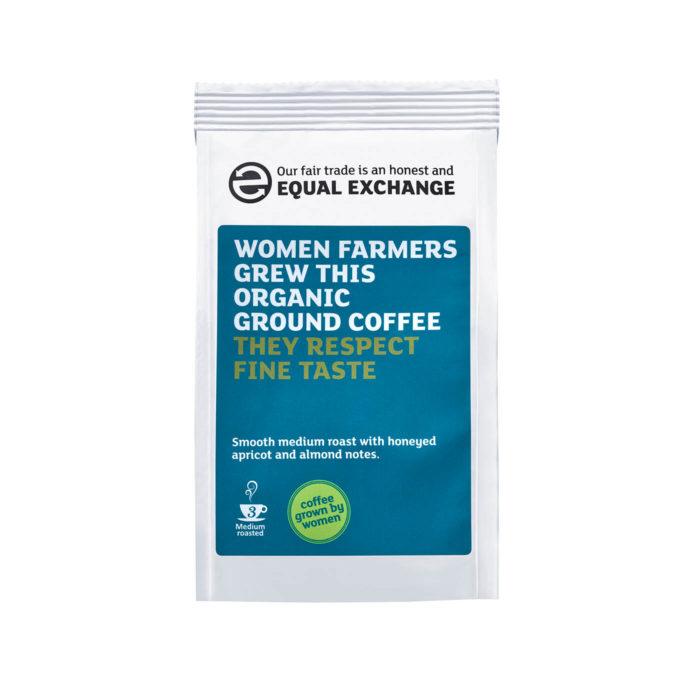 Organic women farmers coffee 227g