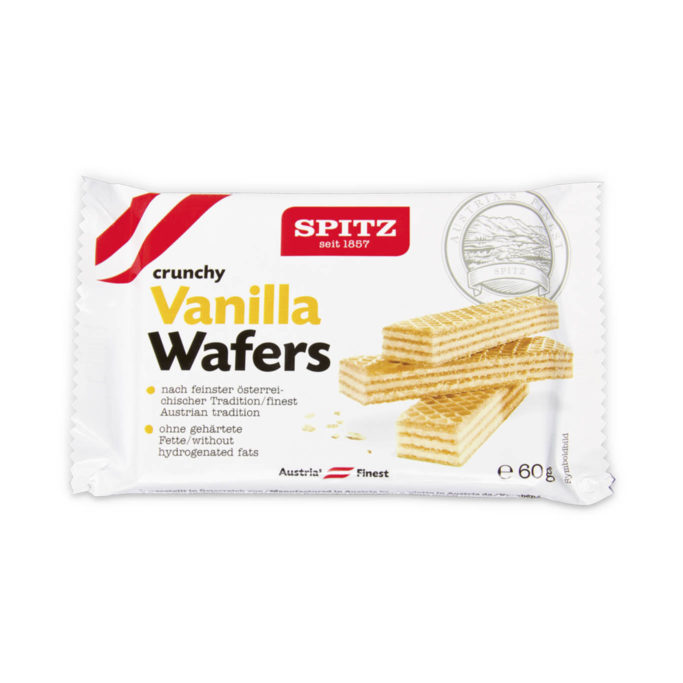 Spitz austrian wafers vanilla
