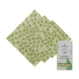 The kitchen pack avocado beeswax