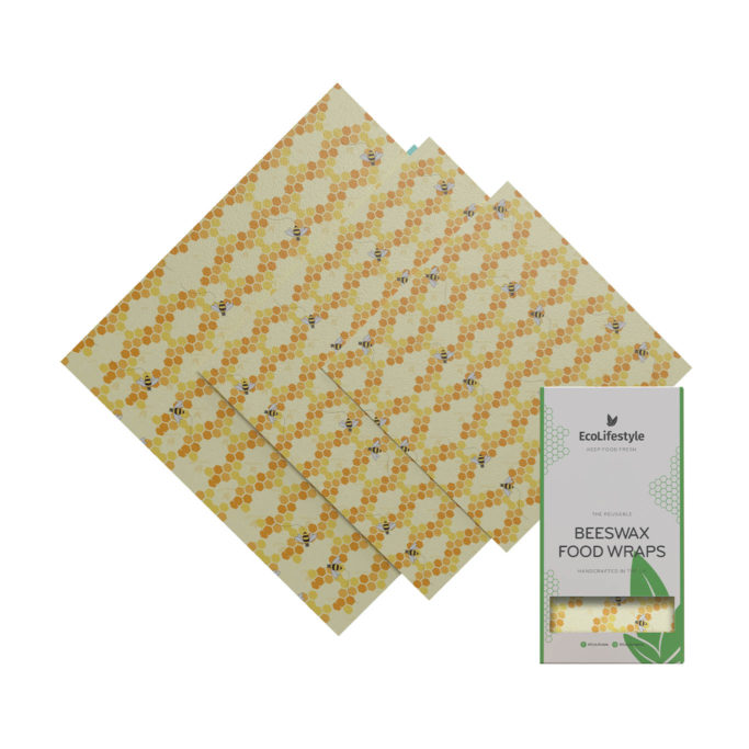 The kitchen pack bees beeswax