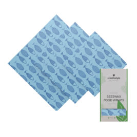 The kitchen pack fish beeswax